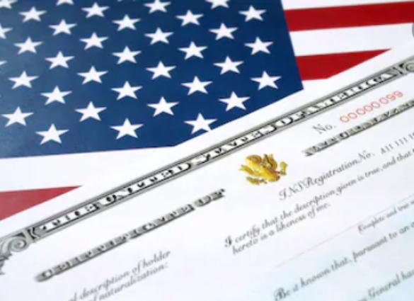 U.S. Citizenship Through Naturalization